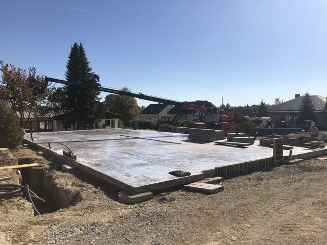 Neubau einer Lagerhalle in 78667 Villingendorf